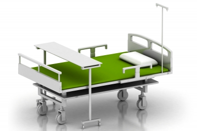 ID-10019319 hospital bed